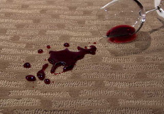 wine spill small